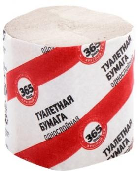 Туалетная бумага 365 дней. 1 слойная, Лента